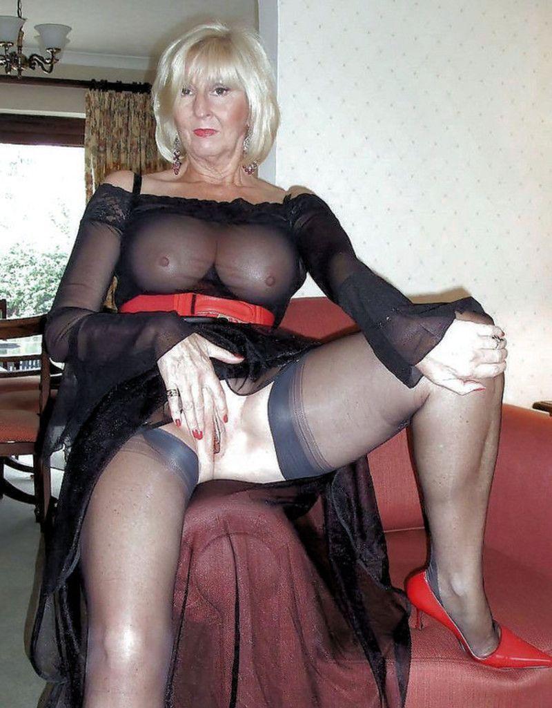 Elegant british granny deedee 2011