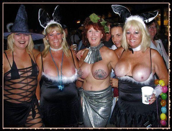 Ce soir, on va à la fête du sexe.