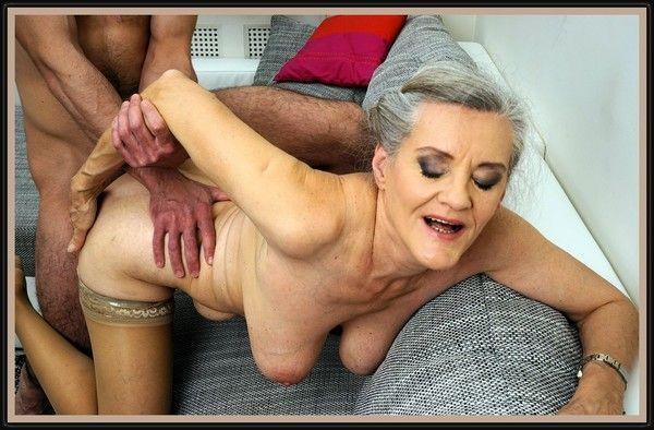 Gars baise les vieilles femmes